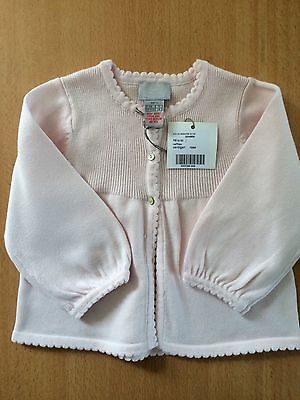Cyrillus - Gilet rose - Taille 9 mois