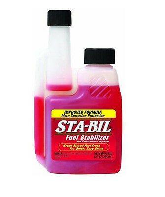 STA-BIL Fuel Additive Stabilizer And Parformance Improver