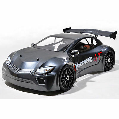 HoBao Hyper GT 1/8th Scale Electric Rally Car - Rolling Chassis - HBGTSE