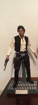 Han Solo figure Hot Toys Star Wars A New Hope