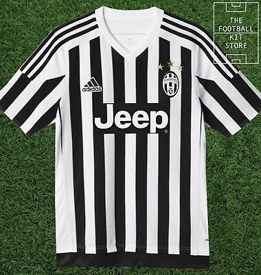 Juventus Home Shirt - Official adidas Boys Football Shirt - All Sizes