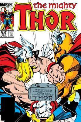 Beta Ray Bill: Godhunter No.2 : The Mighty Thor Cover: Thor Poster by Simonson,