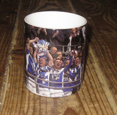 Birmingham City League Cup Winners 2011 New MUG