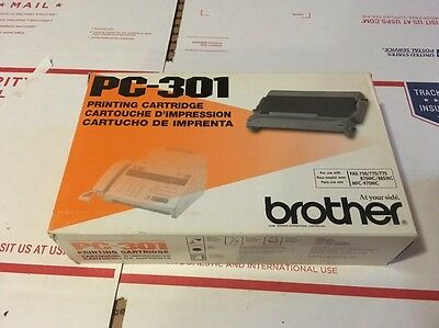 New Brother PC-301 Fax/Printer Cartridge