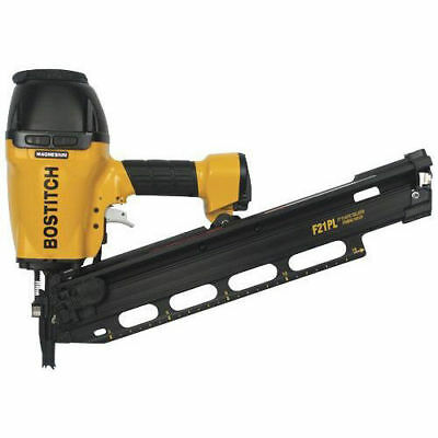 "Bostitch 21 Degree 3-1/2"" Framing and Metal Connector Nailer F21PL"