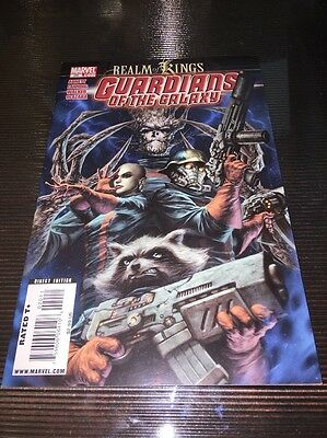 Guardians of the Galaxy #5A Langley Variant FN 6.0 2008 Stock Image