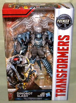 DINOBOT SLASH Transformers The Last Knight Movie Deluxe Class Premier Edition