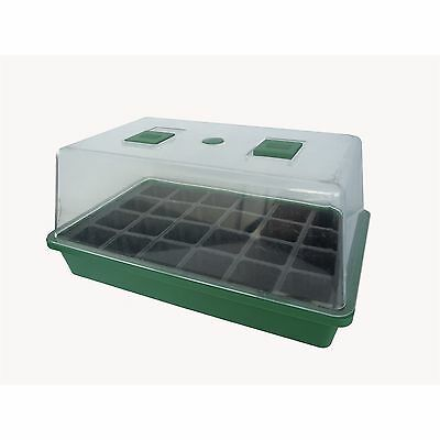 Saxon Mini Green House With 24 Seed Tray