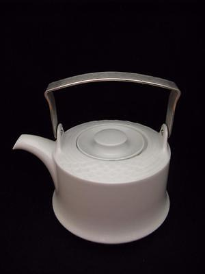 Scala BIANCA by HUTSCHENREUTHER of Germany TEAPOT