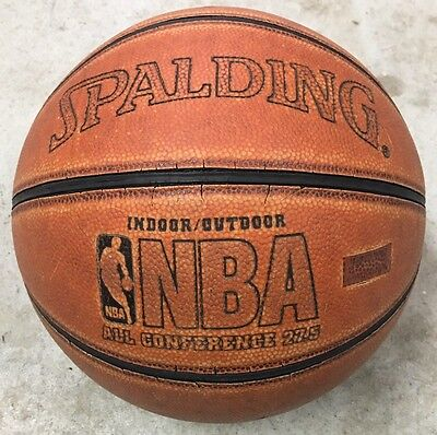 Spalding Indoor / Outdoor NBA Basketball All Conference Ball 27.5 Size 5