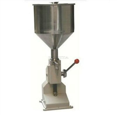 New Manual Filling Machine(5~50Ml) For Cream Shampoo Cosmetic Free Shipping B