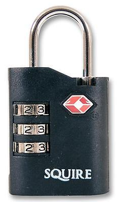 PADLOCK TSA COMBI 35MM Security Locks - PADLOCK TSA COMBI 35MM, Colour: