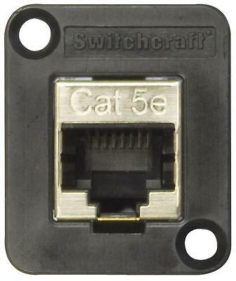 RJ45 CAT 5E SHIELDED PANEL Connectors Modular