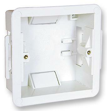 SINGLE DRY LINING BOX Electrical Back Boxes/Mounting Boxes