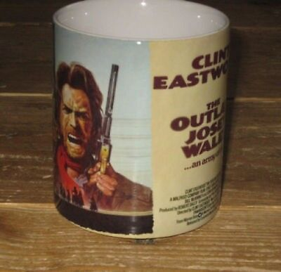 Clint Eastwood The Outlaw Josey Wales Advertising MUG