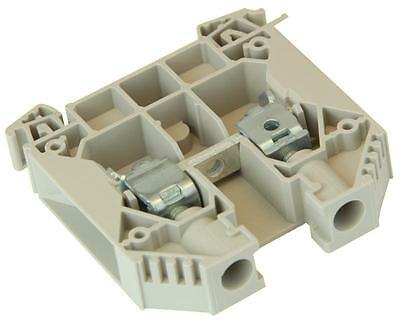 TERMINAL BLOCK EARTH DIN MICRO Connectors Terminal Blocks - 1020400000 -