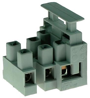 TERMINAL BLOCK FUSED WIRE PROT 3P Connectors Terminal Blocks, TERMINAL