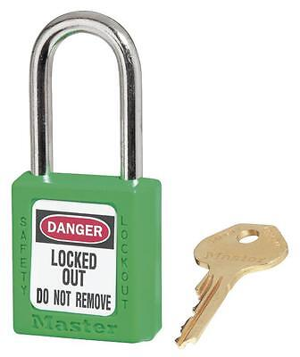 ZENEX LOCKOUT PADLOCK GREEN Security Locks