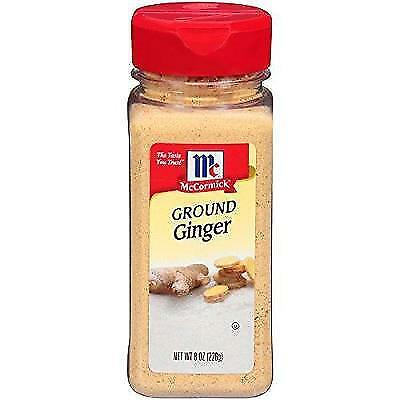 McCormick Ground Ginger, 8 oz New