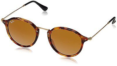 Ray-Ban RB2447 1160 Tortoise/Gold Frame Brown Classic 49mm Lens Sunglasses