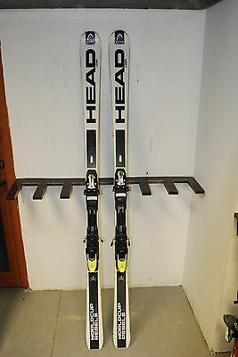 Head World Cup Rebels i.GSR 177 cm Ski + Head PRX 12 Bindings