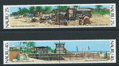 Nauru Sg263/6 1982 Thermal Energy  Mnh