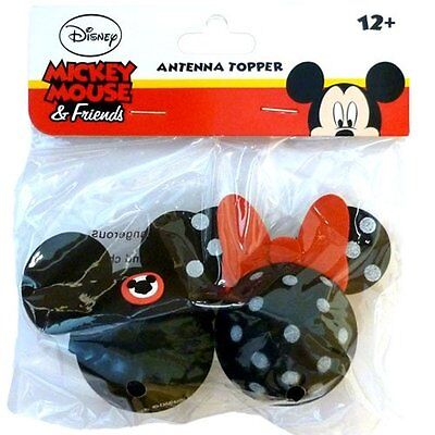 Disney Mickey Mouse Club Minnie Mouse Polka Dot Antenna Pencil Topper