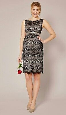 Tiffany Rose Audrey Maternity Dress Size 4: 14-16 Worn once Party Wedding Lace