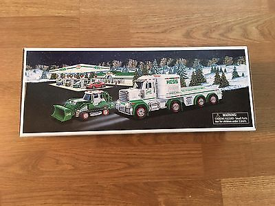 NEW IN BOX 2013 Hess Toy Truck and Tractor. Collectable.