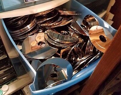 Hard Drive Platters x50 for Precious Metals, Arts & Crafts**FREE US SHIPPING!!