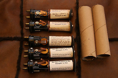 Vintage Veterinary Battery Packs - Hot-Shot Products Minn - Steampunk Project