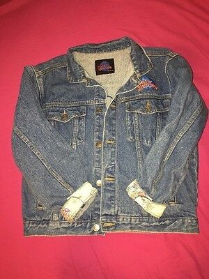 Planet Hollywood Denim Jacket size small