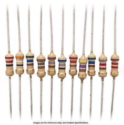 10 x Resistors 1/4W 5% Carbon Film - USA FREE SHIPPING!