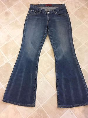 """LEVI JEANS - """"EVA"""" - Inspired in South Africa, Bootcut, Excellent Condition"""