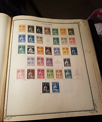 Portugal 1928-29 VF MH Stamps  (Lot 25)