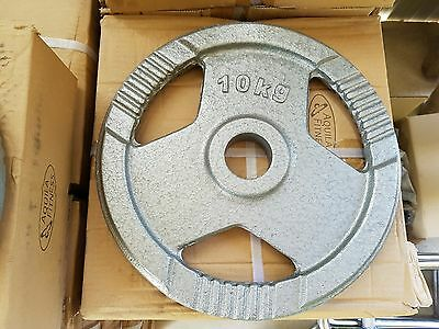 10kg Olympic weight plates