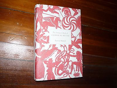 The Penguin Book of Classical Myths Hardcover