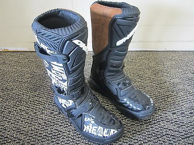 O'NEAL MOTOCROSS BOOTS Youth Size US_6/EUR_38 - AUS SELLER