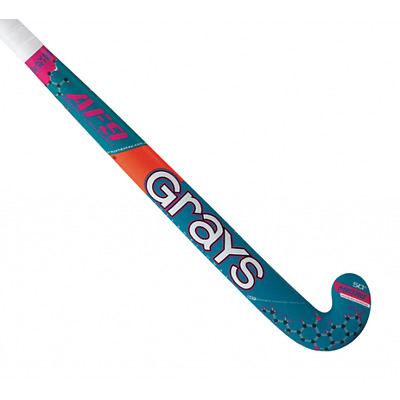 Grays GR AF9 Player Series Pro Jumbow Scoop Micro Hockey Stick 38.5""