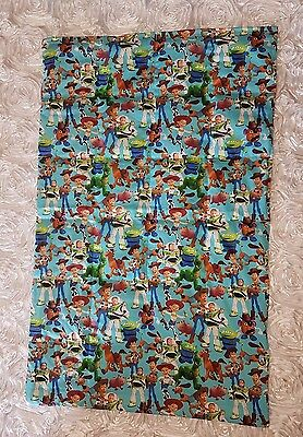 1.5kg large weighted lap blanket (autism, sensory) Toy Story print 53cm x 85cm