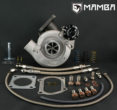 "MAMBA 12-6 Turbo FIT TOYOTA Land Cruiser 1HD-T / 1HD-FT 2.4"" TD05H-18G w/ 7cm"