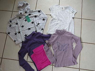 New with tags Girls Clothing Bundle Age 8-10 years, H&M, George, Verbaudet