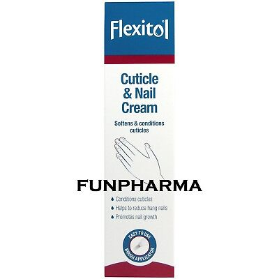Flexitol Nail And Cuticle Cream 1X20G - 1st Class Shipping