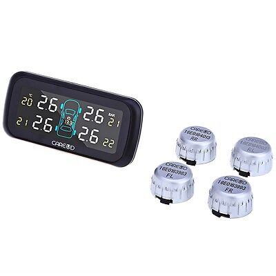 New Car TPMS Tire Pressure Monitoring System Diagnostic Tool 4 External Sensors