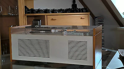 Braun SK6 - Schneewitchensarg Tube Radio Rams Gugelot Snow White's Coffin - 60s