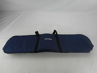 Orion 15176 - 56 x 12.5 x 13-Inches Padded Telescope Case - Blue