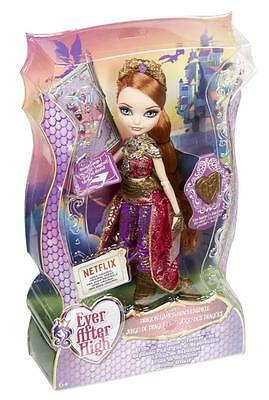 Ever After High Dragon Games Holly O'Hair Doll - Brand New