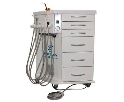 Greeloy Mobile Dental Delivery System Air Compressor 118L/min 4H ZZLI-0026