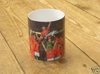 Man Utd 1999 European Cup Winners MUG