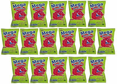 KP Mega Meanies Pickled Onion Flavour 6 pack x 17g - famous Irish snack!